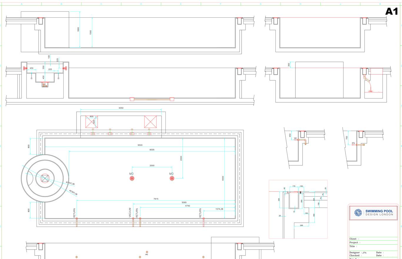 Swimming pool design swimming pool design london for Pool design uk