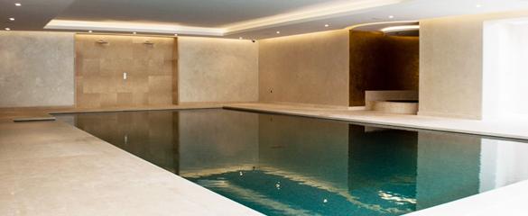 Home Swimming Pool Design London