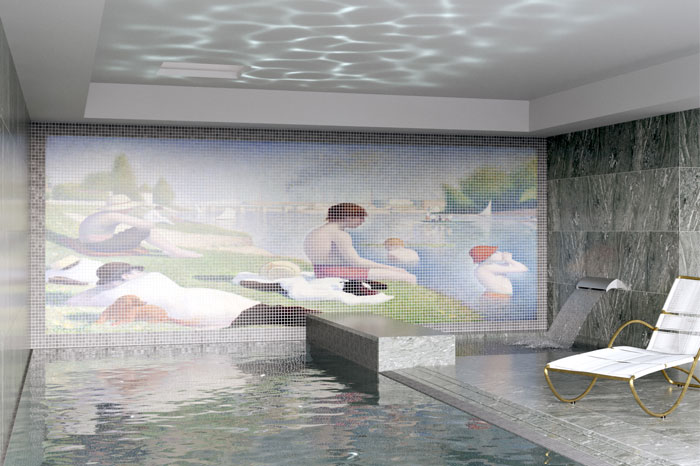 Home Swimming Pool Design London