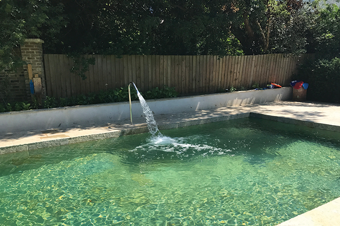 Home swimming pool design london for Pool design london