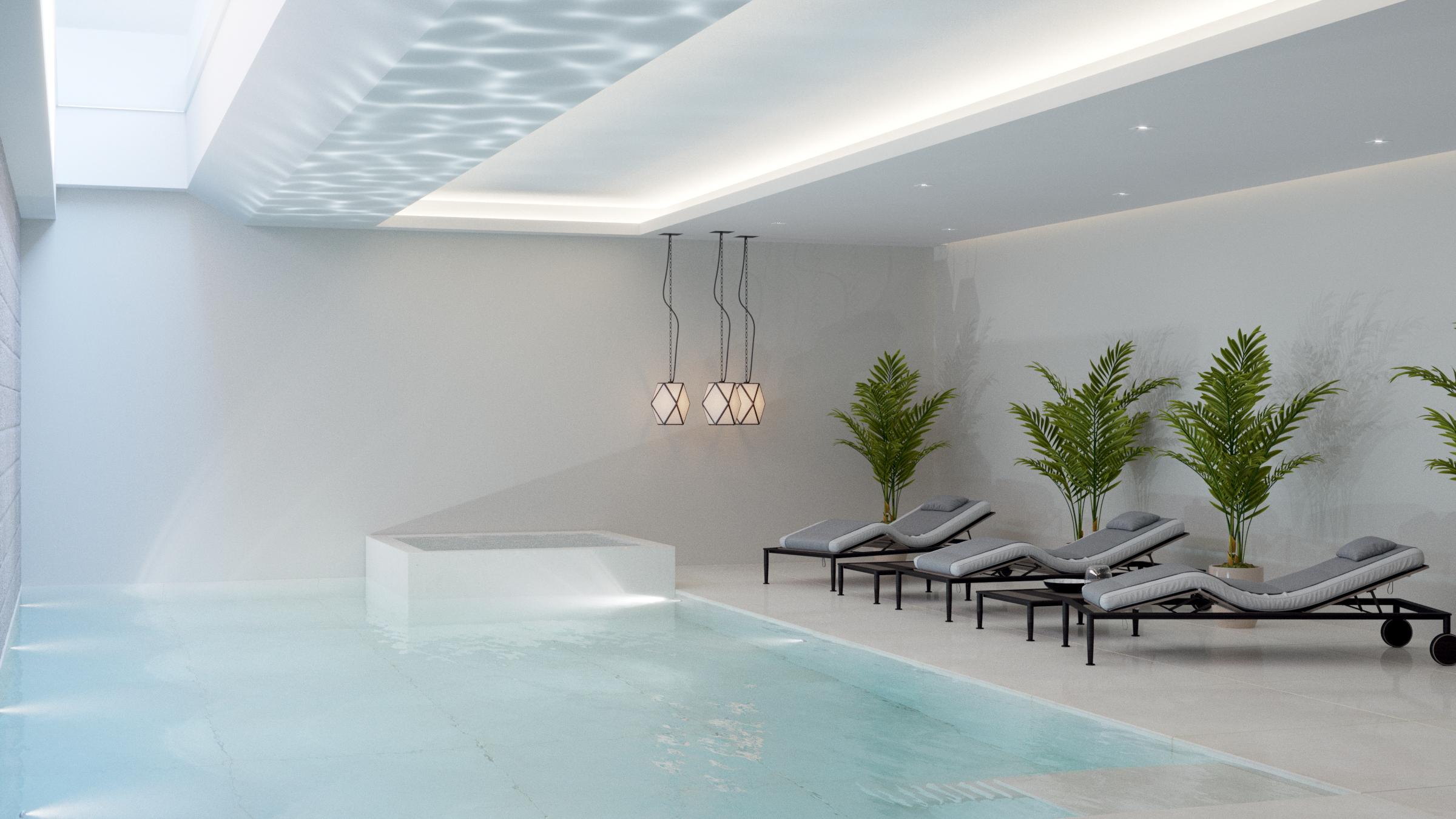Home swimming pool design london for Pool design uk
